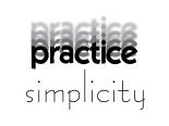 practice4onwhite-b simplicity