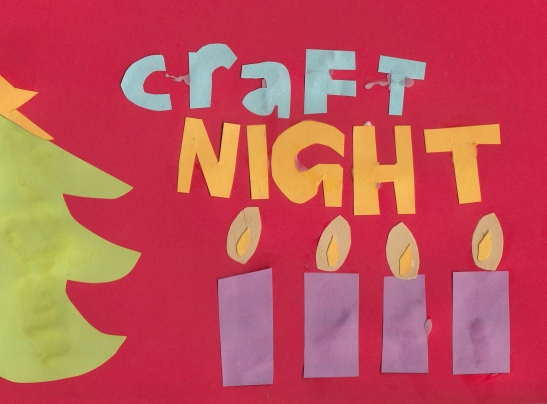 Craft Night Icon