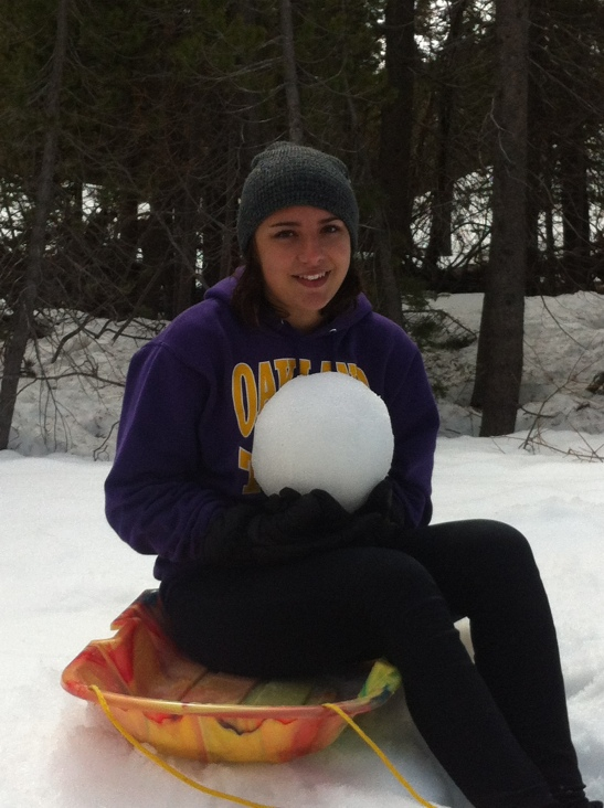 Larisa Snow