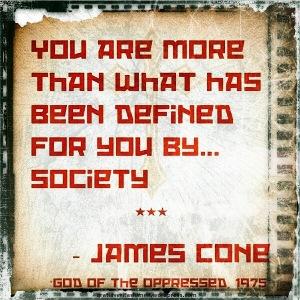 James Cone quote