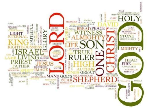 names of god 1