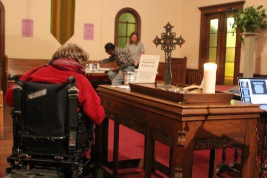 Ash Wednesday Prayer Stations 1