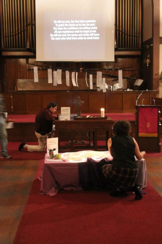 Ash Wednseday Prayer Station 2