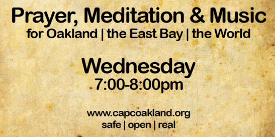 Prayer, Meditation and Music banner