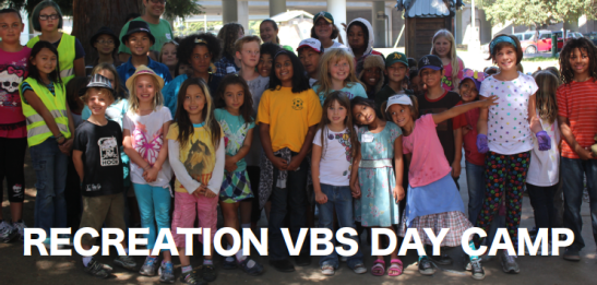 Recreation VBS Logo Full size