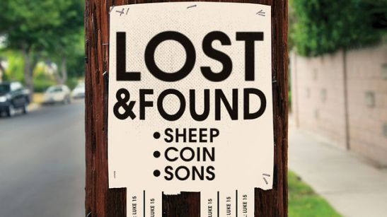 Lost & Found Sign