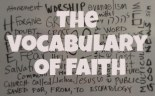 The Vocabulary of Faith Logo