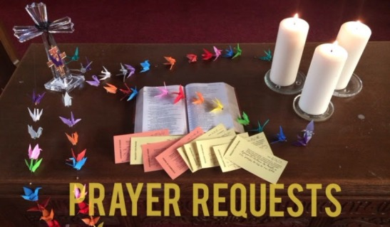 Prayer Requests Logo