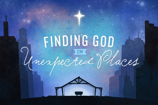 Finding God Image