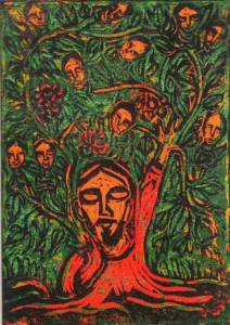 Jesus as the Vine