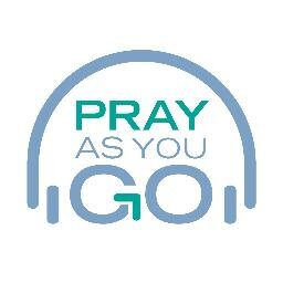 Pray as You Go Logo Header