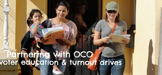OCO Voter Turnout