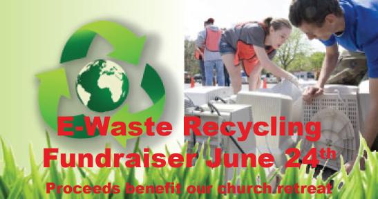 ewaste-recycling-fundraiser