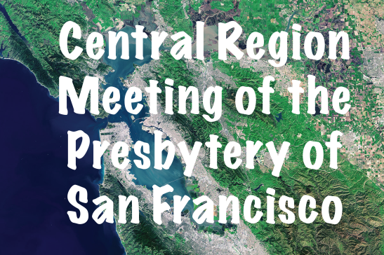 Pres of SF Central Region Meeting