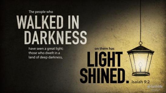 Isaiah 9 Image