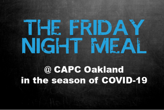 Friday Night Meal COVID-19 Logo