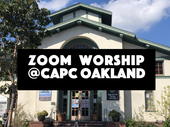 Zoom Worship Logo